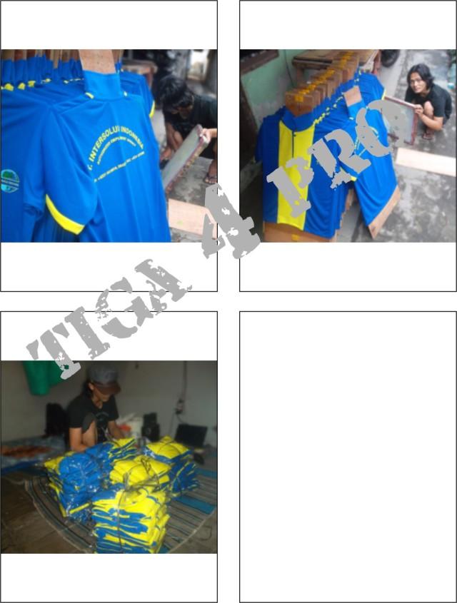 Sablon Baju Manual di Surabaya dan Sidoarjo